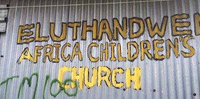 eluthandwei africa children's church